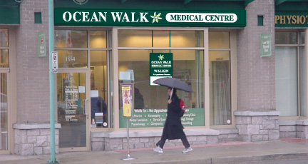 Ocean Walk Medical Clinic building